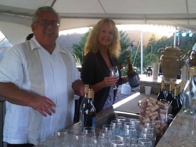 Wine Country Wedding 1
