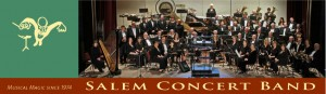 Salem Concert Band in Wine Country 1