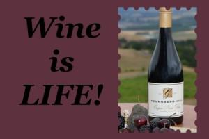 Wine is Life 1