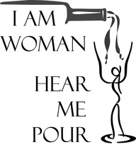 I Am Woman - Hear Me Pour 1