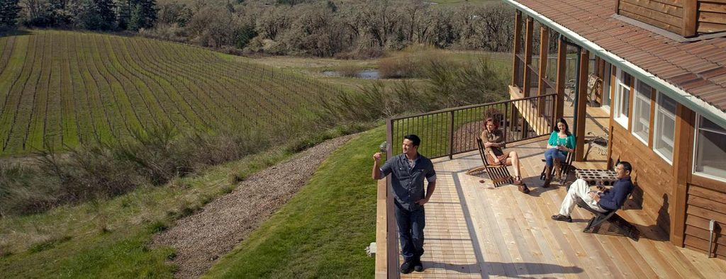 Willamette Valley Wineries 1