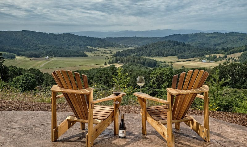 Willamette Valley itinerary